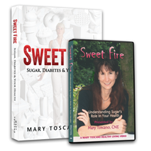 Sweet Fire Set - Book and DVD